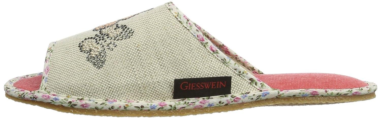 Giesswein Giesswein Giesswein Maliss 61/10/43117 Damen Pantoffeln Beige (Natur 210) 7690bc