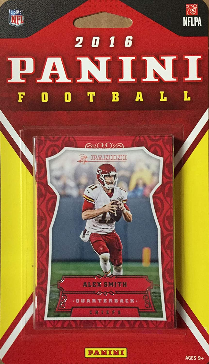 2016 Score and 2016 Panini Team Sets Featuring Your Favorite Players Patrick Mahomes Kansas City Chiefs 3 Factory Sealed Team Set Gift Lot Including 2019 Donruss Tony Gonzalez and Travis Kelce Plus