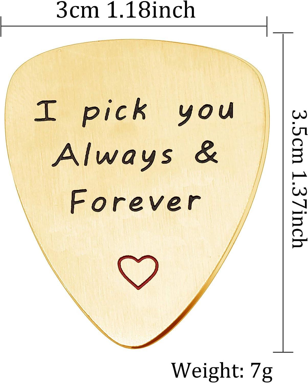 YONGHUI púas de guitarra personalizadas para bajos acústicos ...