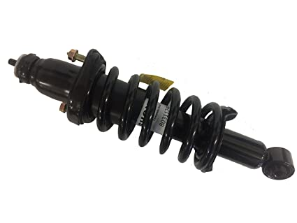 2003 2002 Shoxtec Front Pair 2005 Ford Focus 2 Complete Strut Assembly Shock Absorber Coil Spring Kit Repl. Monroe 171504, 171505 2004 Fits 2000 2001