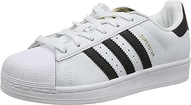 adidas Men's Superstar Trainers, Footwear White/Core Black/Footwear White