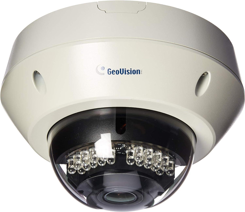 Vandal-proof  H.265//H.264 5MP 2592*1944 IP Camera Surveillance Dome CCTV Camera