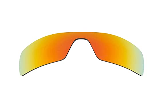 42f8c3bb1b Oil Rig Replacement Lenses Polarized Red Mirror by SEEK fits OAKLEY  Sunglasses