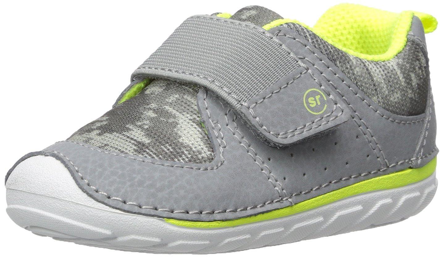 Stride RiteBB56668 - Ripley, Movimiento Suave Niños, Unisex, Gris (Gris), 5 Wide US Toddler: Amazon.es: Zapatos y complementos
