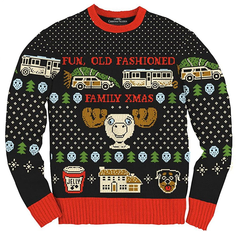 Amazon.com: Ripple Junction Christmas Vacation Fun Old Fashioned ...