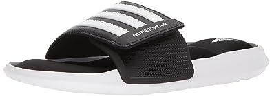 buy online 27400 f553a adidas Men's Superstar 5G Slide Sandal
