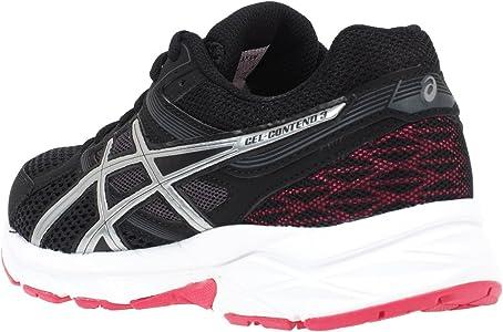 Asics - Zapatillas de running de mujer gel contend 3: Amazon.es: Zapatos y complementos