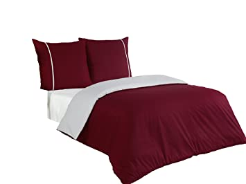 Bettwaren, -wäsche & Matratzen 3tlg.wende Bettwäsche Baumwolle Bettgarnitur Renforce 200x200 200x220 220x240 Cm Bettwäsche