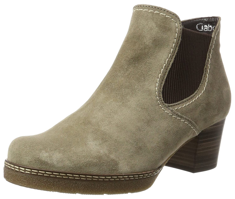 Gabor Damen Comfort Basic Stiefel  38 EU|Braun (Ratto (S.n/A.ma/Mi))