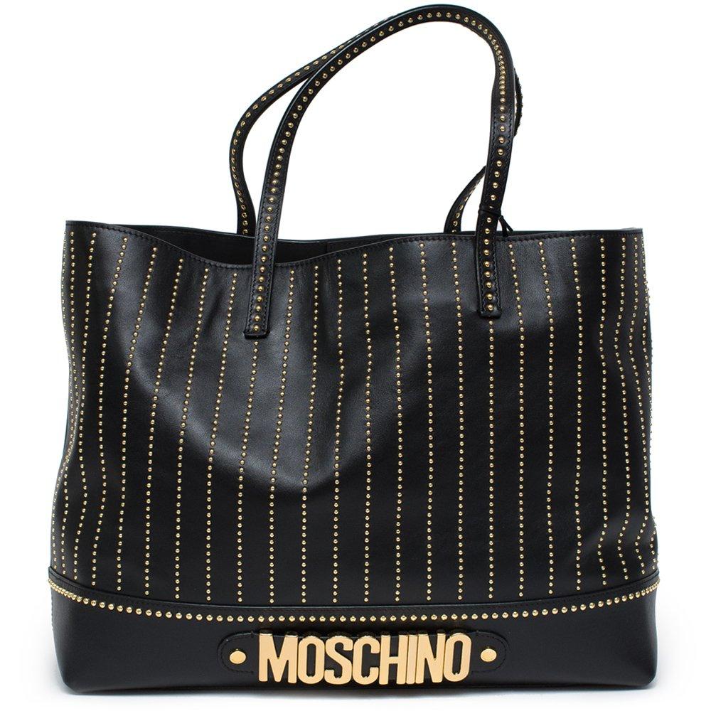 MOSCHINO レディース カラー: ブラック B078Y9TQ93