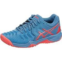 ASICS Unisex Çocuk Gel Resolution 7 Gs Spor Ayakkabı