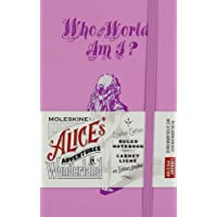 Moleskine Alice's Adventures in Wonderland Limited Edition Notebook, Pocket, Ruled, Pink Magenta, Hard Cover (3.5 X 5.5)