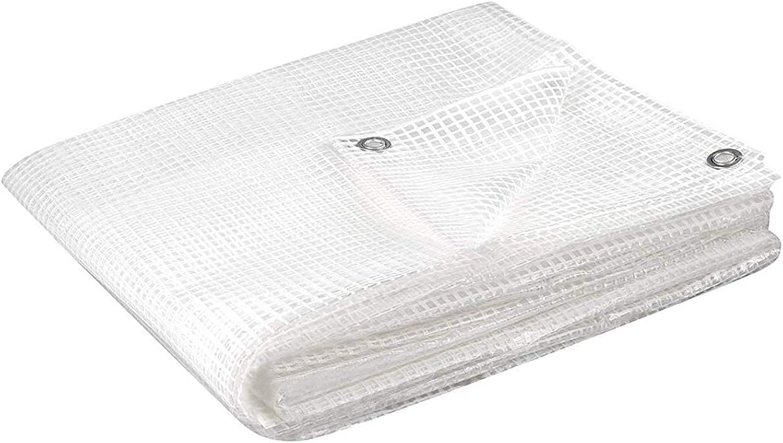 Bianco//Trasparente Kippen 6057C Telo Retinato 3 x 4 m