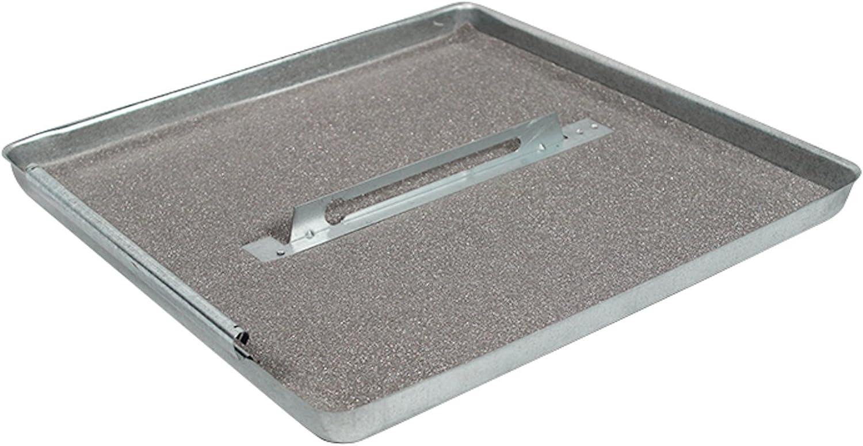 Heng/'s 90112-C1 Universal Vent Lid Smoke 14 x 14 Inches