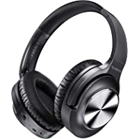 Active Noise Cancelling Headphones VANKYO C750 Bluetooth Headphones Over Ear with Microphone Wireless Headset Hi-Fi…