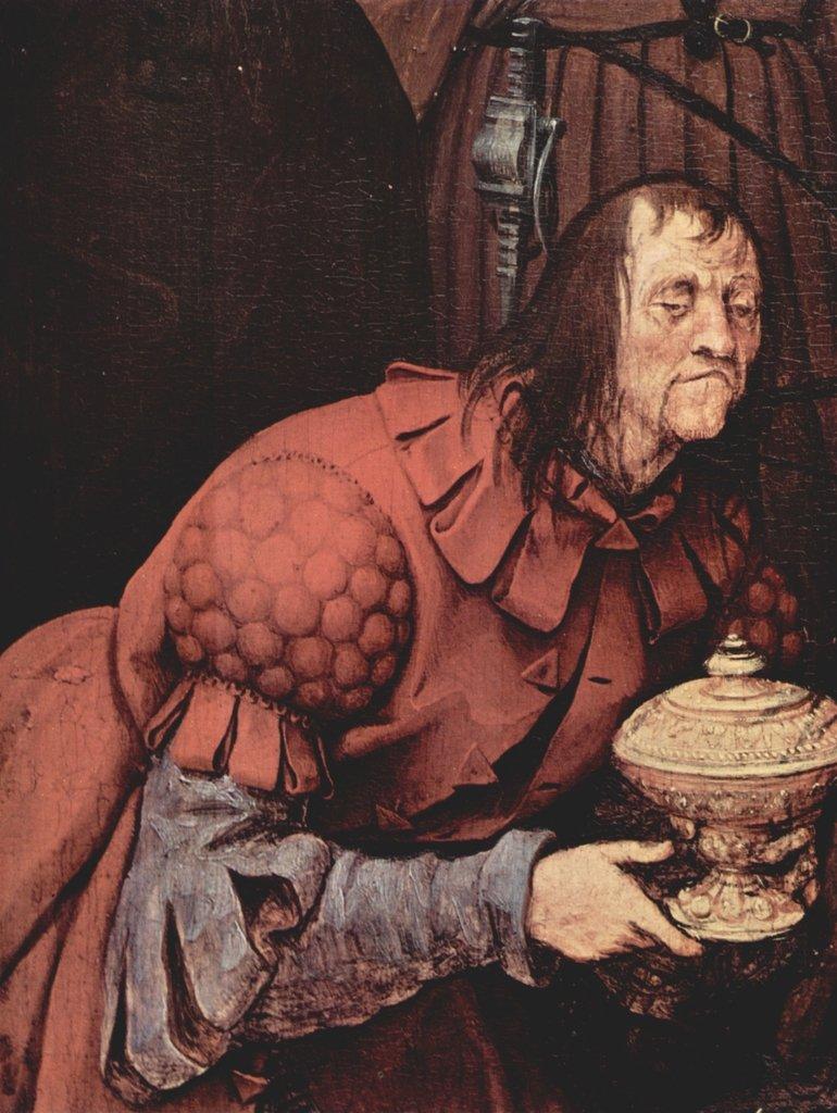 Lais Puzzle Pieter Bruegel d. Ä. - Anbetung der Heiligen Drei Könige, Detail 2000 Teile