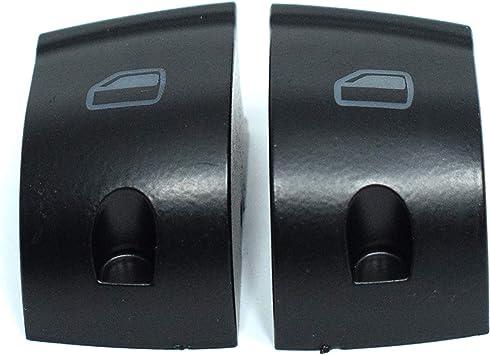 2x Vorne Links Rechts Fensterheber Schalter Taste Tasten Fensterheberschalter Reparatur Satz Auto