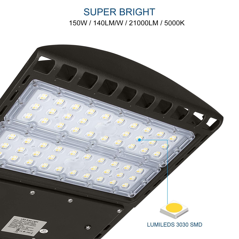 LEVE 48 Led Shop Light Pack of 4 Linkable for Garage Double Integrated 40W 4000 Lumens 5000K Daylight Led Tube Lighting Fixture Type2
