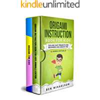 Origami Instruction Book For Kids Complete Collection: Easy Japanese Origami + Animals Edition Origami (28 Projects!) (Origami For Kids 3)