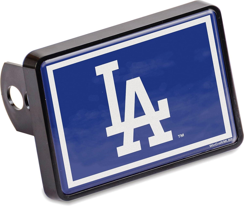 Stockdale Los Angeles Dodgers Universal Hitchカバーカラーバンパートレーラー自動キャップ野球   B07DW2WJQN