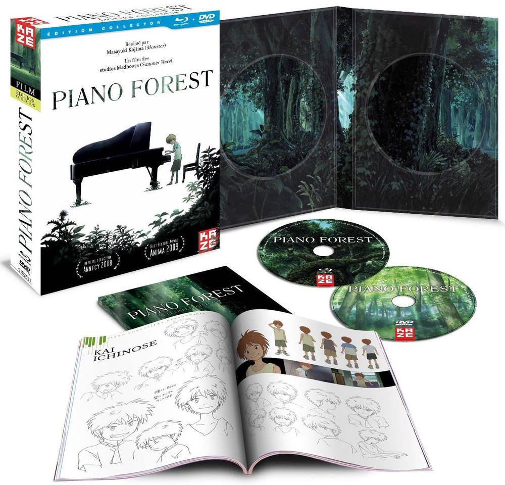 Piano Forest (Piano no mori) [Digipack] 71aQFIVT6xL._SL1000_