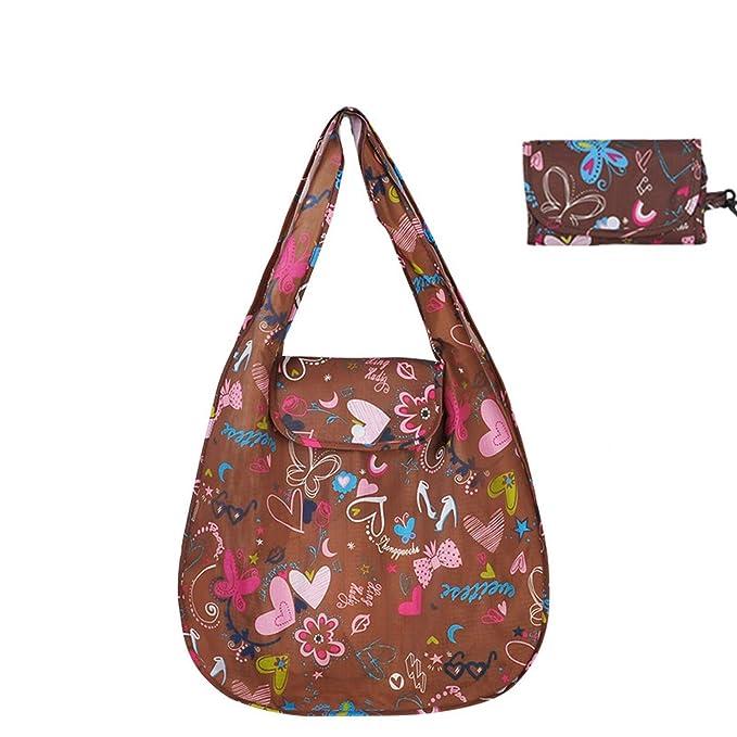 cbc0e9358a Chibi-store Women Oxford cloth Handbag cartoon Cat Shoulder bag Female  Large Capacity Travel storage