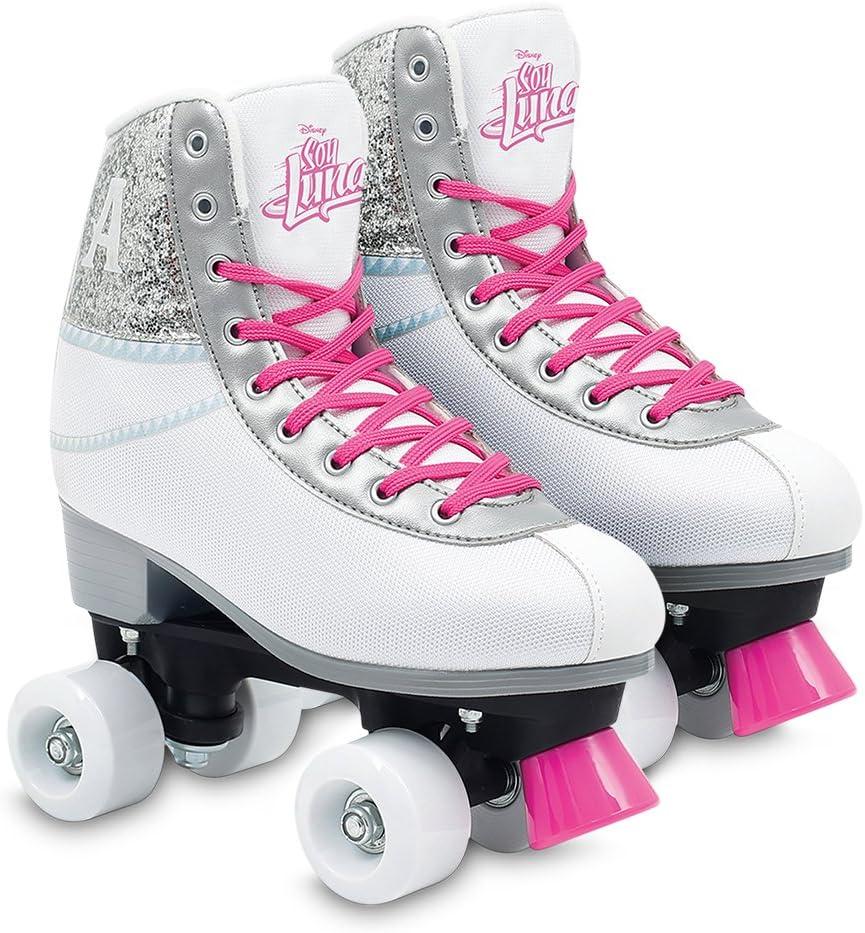 Soy Luna - Ámbar Patines Roller Training, Talla 38/39 (Giochi ...