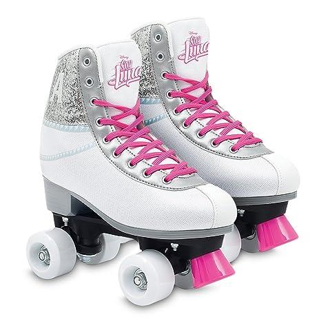 ec0ec2947 Soy Luna - Ámbar Patines Roller Training, Talla 38/39 (Giochi Preziosi  YLU58400): Amazon.es: Juguetes y juegos