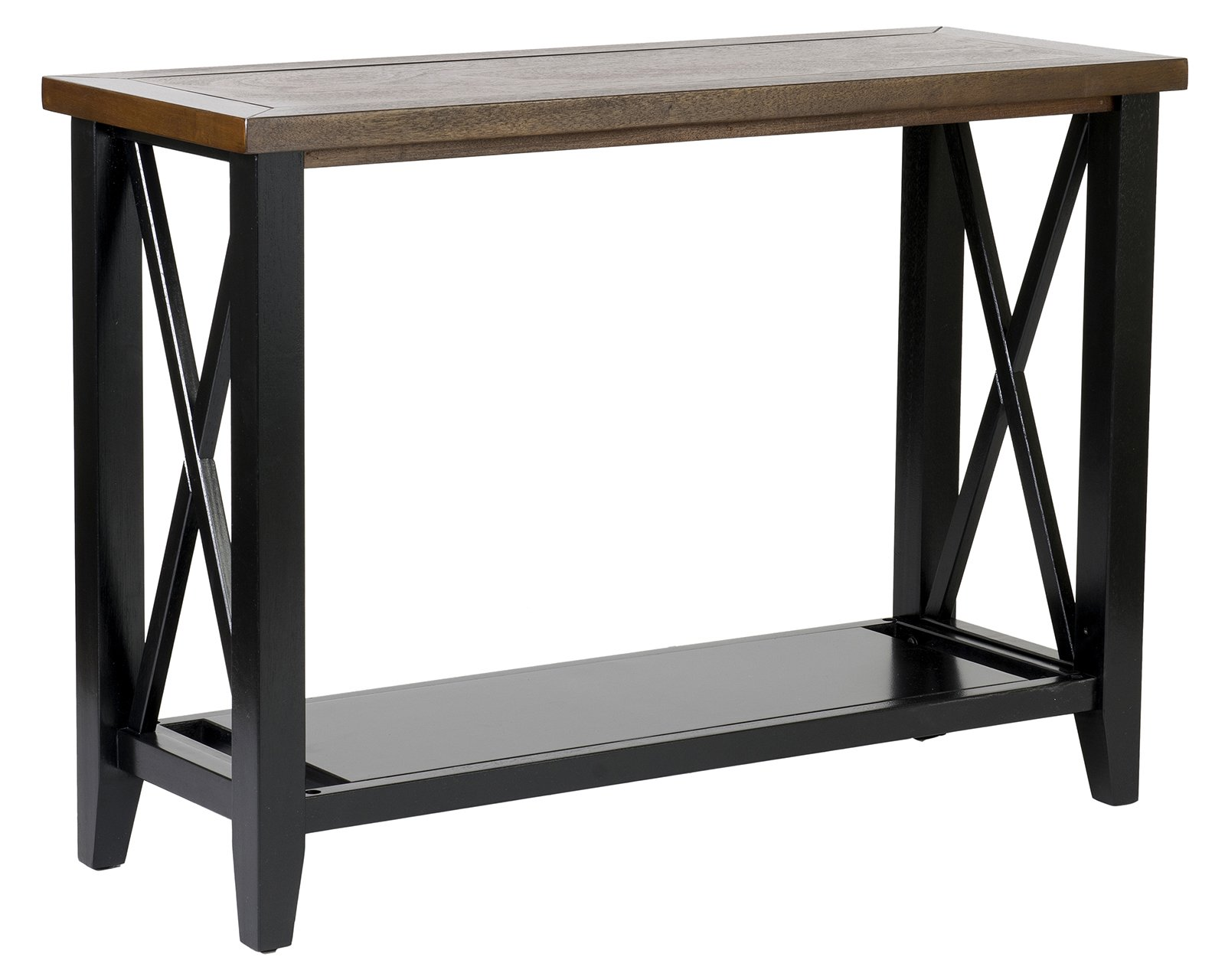 East At Main TT-CST-68101-ES Keiko Console Table, 15.76'' x 42'' x 30'', Espresso Brown