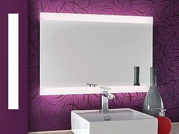 Bricode Süd LED Badspiegel Persis (AQ) Wandspiegel in Ver. Größen ...