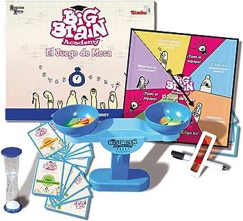 SIMBA - Big Brain Academy 4008319: Amazon.es: Juguetes y juegos