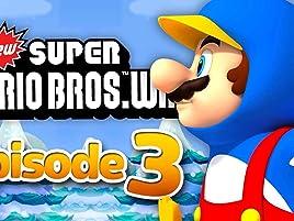 Amazon com: Watch Clip: New Super Mario Bros  Wii Gameplay