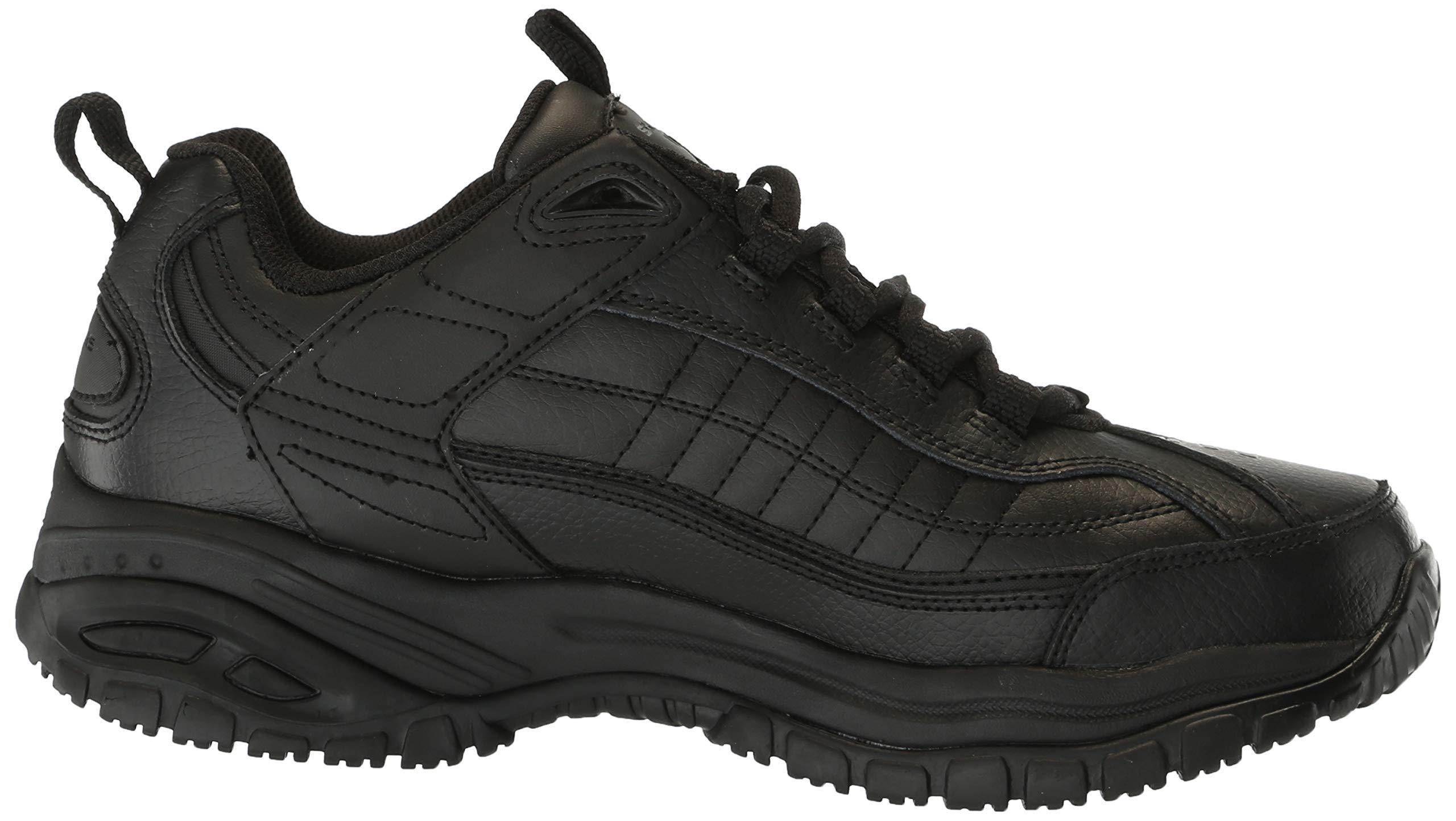 Skechers Men's Soft Stride - Galley Black Smooth Lthr/Midsole 8 EW by Skechers (Image #6)
