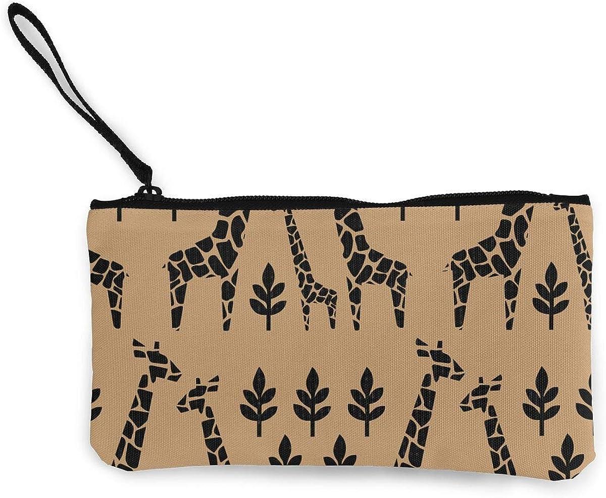Giraffes Family Wallet Coin...