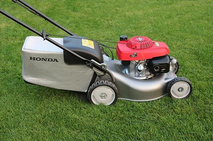 Honda IZY HRG 466 SK Cortacésped de gasolina con ruedas: Amazon.es: Bricolaje y herramientas