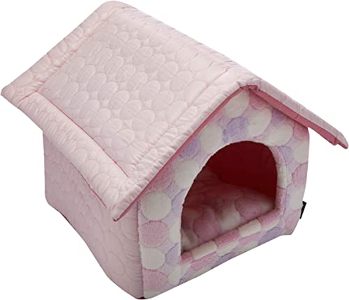 Cotton Candy Dog House – Pink