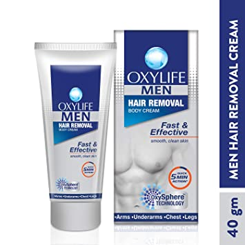 Buy Oxylife Men Hair Removal Cream 40 G Online At Low Prices In