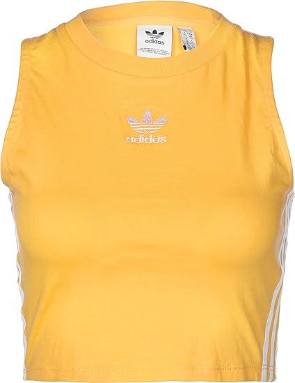 adidas originals femme jaune