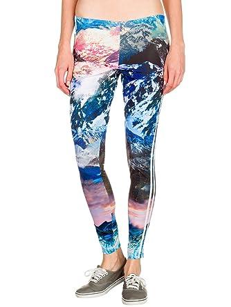 Survêtement Femme Adidas Originals de montagne Clash Legging Pantalon d0b2cf1cd53