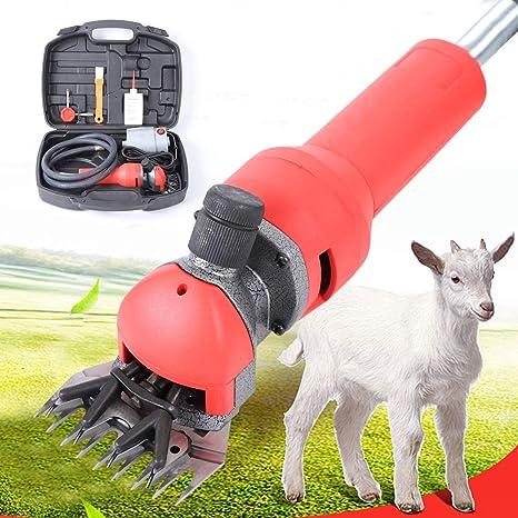 Electric Flexible Shaft Sheep Goat Shearing Machine Wool Clipper Shear Cutter US