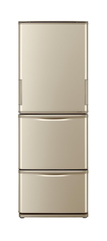 シャープ B07D55QQGD SHARP 冷蔵庫(幅60cm) 350L シャープ どっちもドア 3ドア 350L SJ-W352D-N B07D55QQGD, オミムラ:919da359 --- lembahbougenville.com