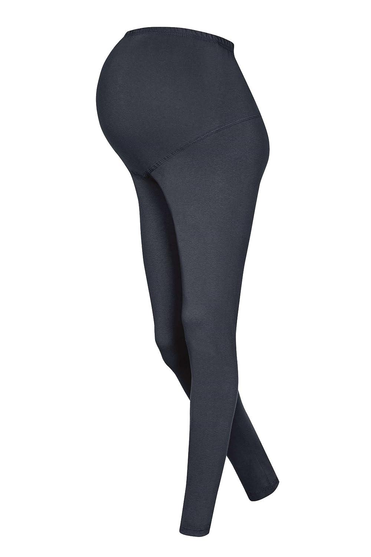 DeDavide Winter-Umstandsleggings mit Fleece warme Leggings f/ür Schwangere Umstandshose S-XXL