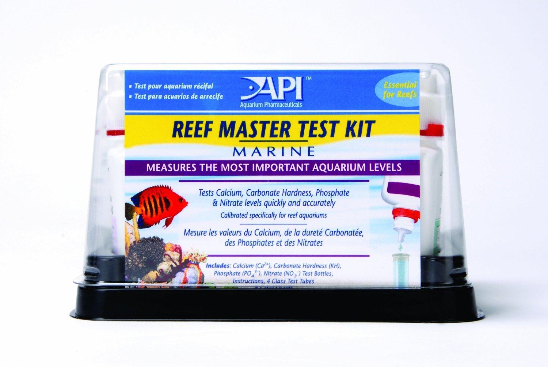 (2 Pack) API Reef Master Test Kit (2 Pack)