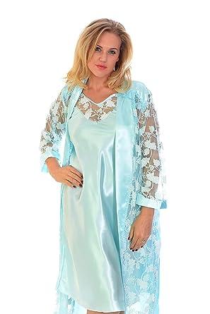 97d51500b9d Nouvelle Collection New Womens Plus Size Nightsuit Ladies Satin ...