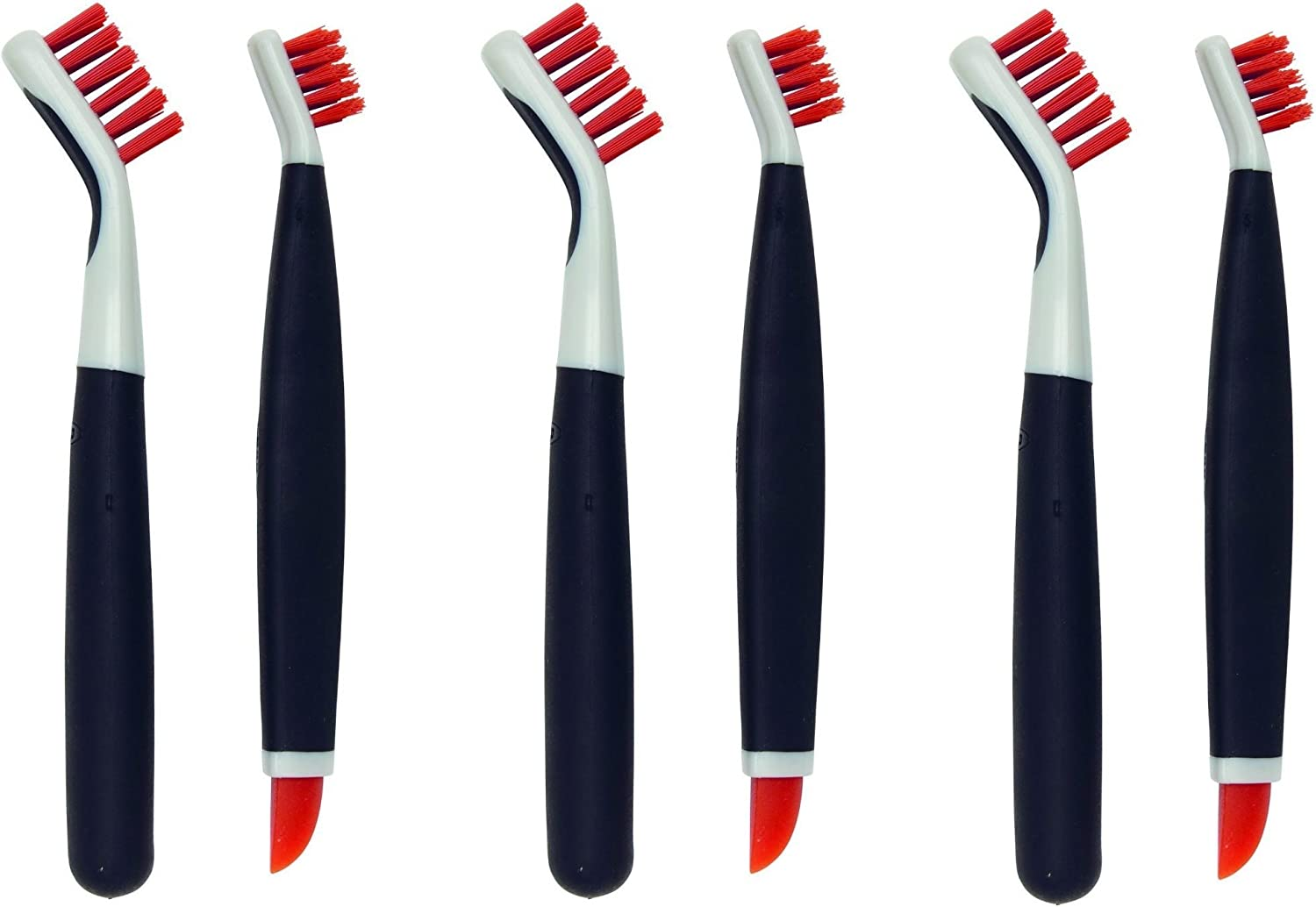 OXO Good Grips Deep Clean Brush Set (3 Pack)