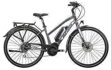 Bicicleta eléctrica de senderismo e-tkk con pedalada assistita Atala b-tour, para