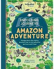 Unfolding Journeys Amazon Adventure 1 (Lonely Planet Kids)