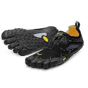 Vibram Fivefingers Spyridon MR Women - Zapatillas de Cinco Dedos para Mujer Negro Negro/Gris Talla:37: Amazon.es: Deportes y aire libre