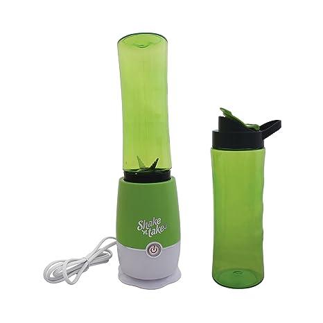 HAVIT88 Shake-N-Take with 2 Bottles, 1 Blender-Juicer 180W (Green) Deep Fat Fryers at amazon