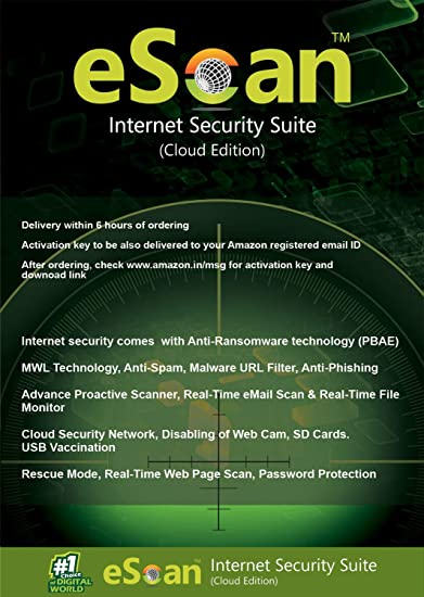 escan internet security suite 14 serial key